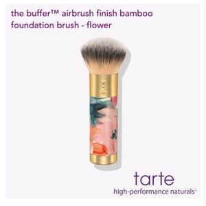 [Tarte] Airbrush Finish Bamboo Foundation Brush